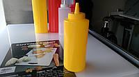 Контейнер пластиковый для соусу (жовтий) PSB-12Y
