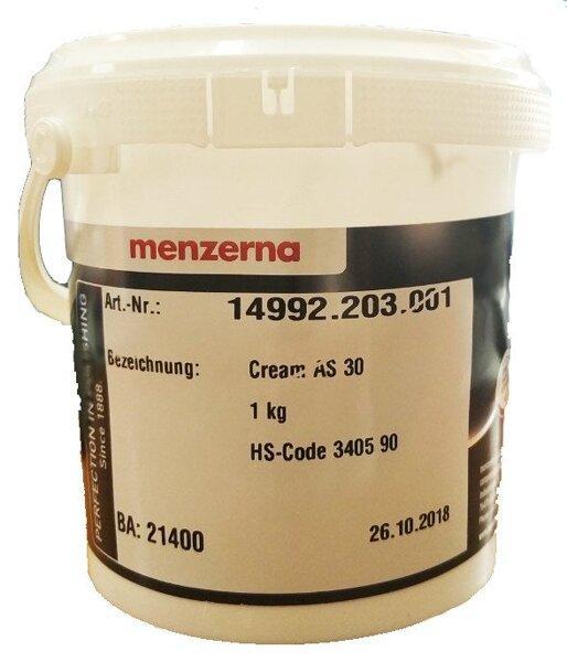 MENZERNA Cream AS 30 Одношаговая полировальная паста