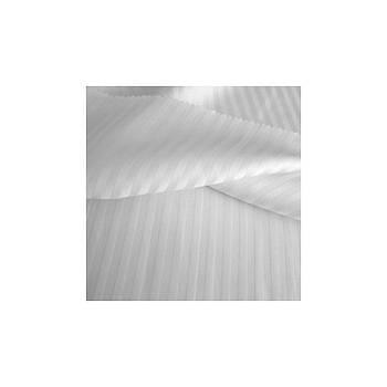 Пододеяльник Lotus Отель - Сатин Страйп 1*1 белый Турция 200*220