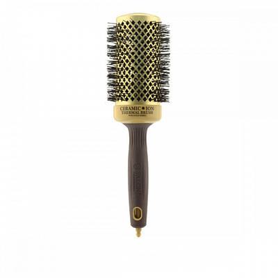 Брашинг для волос Salon Professional Ceramic Ion Thermal Brush Nog Gold Series 53