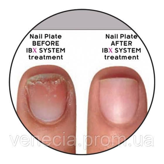 Лечебное востановление ногтей IBX от MINX, защита ногтей под гель-лак