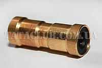 Фитинг прямой (трубка d8Х6;L=41mm) CAMOZZI