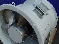 Промышленный осевой вентилятор ОСА
