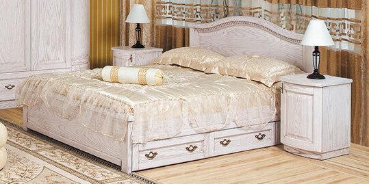 Кровать 160х200 Афродита РКБ