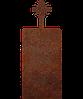 Надгробок з металу Християнство 06