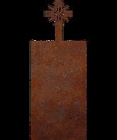 Надгробок з металу Християнство 06, фото 1
