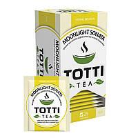 Чай пакетированный Totti в индивидуальной упаковке Місячна Соната 25 шт.