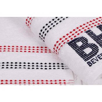 Набір рушників Beverly Hills Polo Club - 355BHP1261 Botanik White 50*90