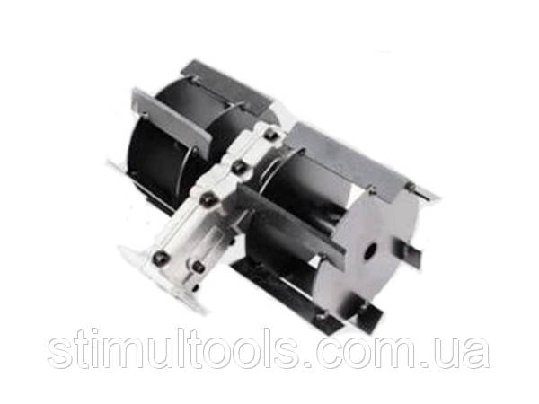 Насадка-культиватор для мотокосы X-TREME YK-W001 28 мм