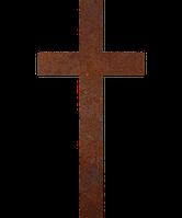 Надгробок з металу Християнство 15, фото 1