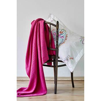 Постельное белье Karaca Home - Malia turkuaz бирюзовый пике 220*230 евро