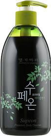 Очищаючий гель для душу з медом манука і молоком Daeng Gi Meo Ri Supeon Premium Body Cleanser 500 мл
