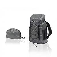 Рюкзак XLC BA-W23, чорно-сірий, 22л, 80x40x30