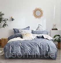Комплект постельного белья размер полуторный сатин Bella Villа B-0266