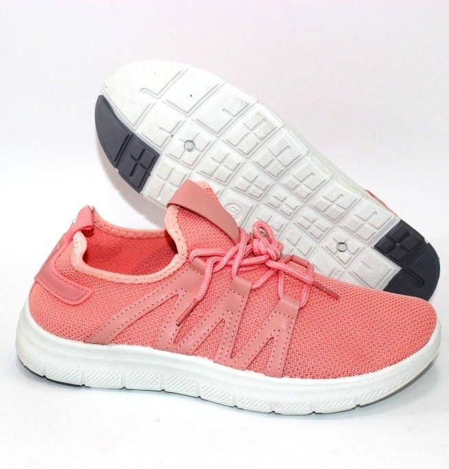 Летние женские кроссовки дышащие