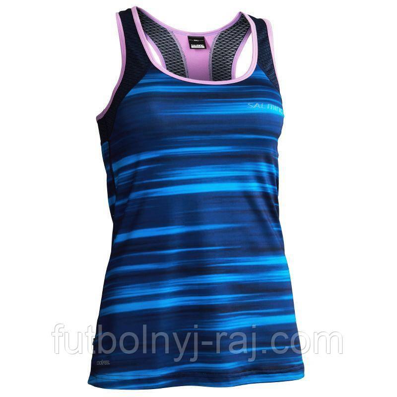 1278687-3333 Футболка Salming Victory Womens Running Vest Tank Top