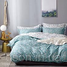 Комплект постельного белья размер полуторный сатин Bella Villа B-0286