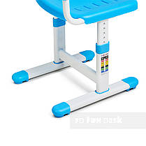 Детский стул FunDesk SST3 Blue, фото 3