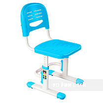 Дитячий стілець FunDesk SST3 Blue, фото 2