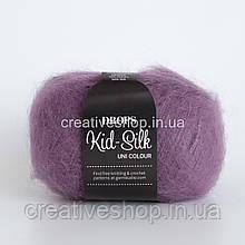 Пряжа Drops Kid Silk (цвет 05 heather)
