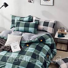 Комплект постельного белья размер полуторный сатин Bella Villа B-0289