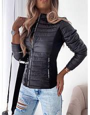 Куртка со вставками, фото 2