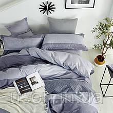 Комплект постельного белья размер полуторный сатин Bella Villа B-0295