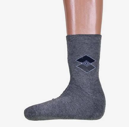 Махровый мужской носок (BL288) | 12 шт., фото 2