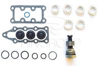 Ремкомплект гідророзподільника МР80-4/1-222 (повний з клапаном)