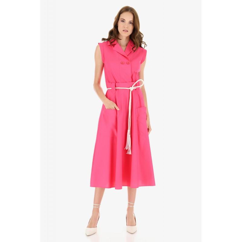 Платье женское фуксия Imperial AA2VZRW