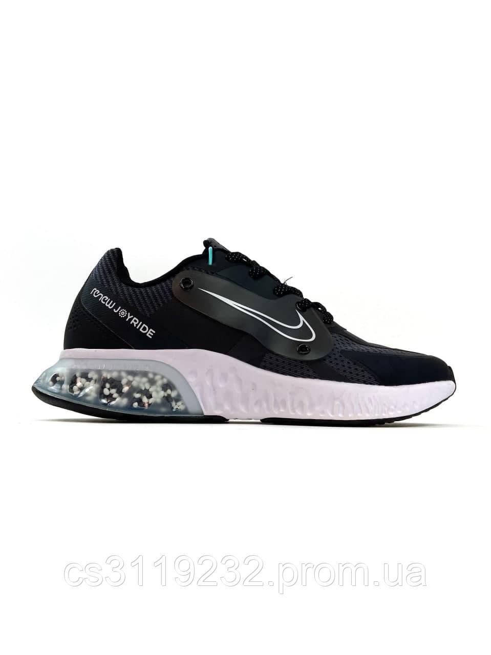 Кроссовки мужские Jouride run (черные)