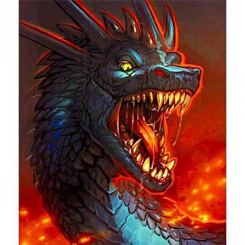 Картина по номерам 40х50 см DIY Дракон (FX 30389)