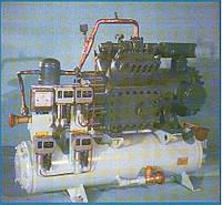 Компрессорно-конденсаторный агрегат 21АК14-2-3