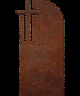 Надгробок з металу Християнство 21, фото 1