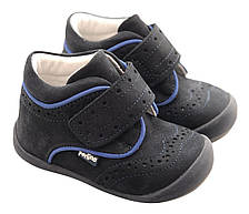 Ботинки Perlina 95BLUE Cиние, фото 2