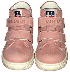 Ботинки Minimen 67ROSE р. 21 Розовые, фото 3