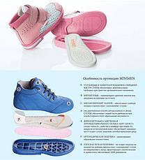 Ботинки Minimen 67ROSE р. 21 Розовые, фото 2
