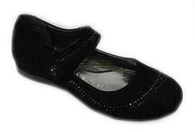 Туфли Perlina 19ZAMSH Черный
