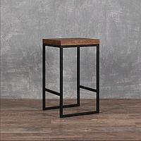 Барный стул в стиле Лофт 75х35х35см, БС10