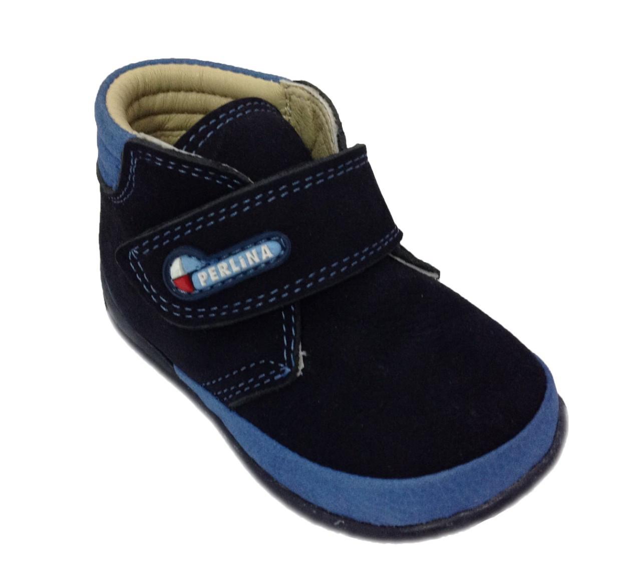 Ботинки Perlina 95BLUE1LIP Синий