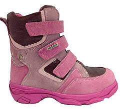 Термо-ботинки Minimen для девочек р. 30