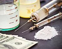 Письмо-разъяснение из Государственной службы Украины по контролю за наркотиками об отсутствии подконтрольных в