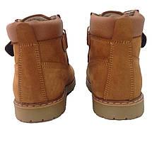 Ботинки GONKA 91YELLOW Желтый, фото 3