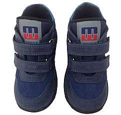 Ботинки Minimen 67BLUE р. 22 Синие, фото 2