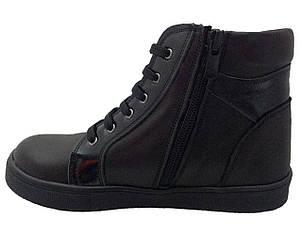 Ботинки Perlina 32BLACK р. 27 Черные, фото 2