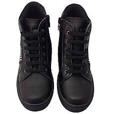 Ботинки Perlina 32BLACK р. 27 Черные, фото 3
