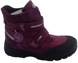 Ботинки Minimen 16SLIVA 38 Сливовые