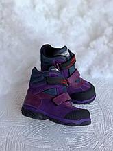 Ботинки Minimen 12FIOLETNEW р. 29 Фиолетовый