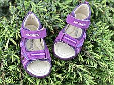 Босоножки Minimen 79FIOLET Фиолетовый, фото 3