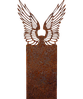 Надгробок з металу Християнство 26